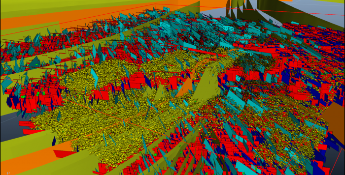 The availability of different conceptual models makes FracaFlow the most powerful multi-scale fracture modeling tool.